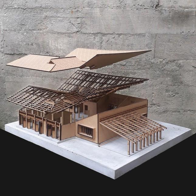Chán nhà tầng, vợ chồng Việt xây nhà 2.000m2 như nhà 'điền chủ' ảnh 4