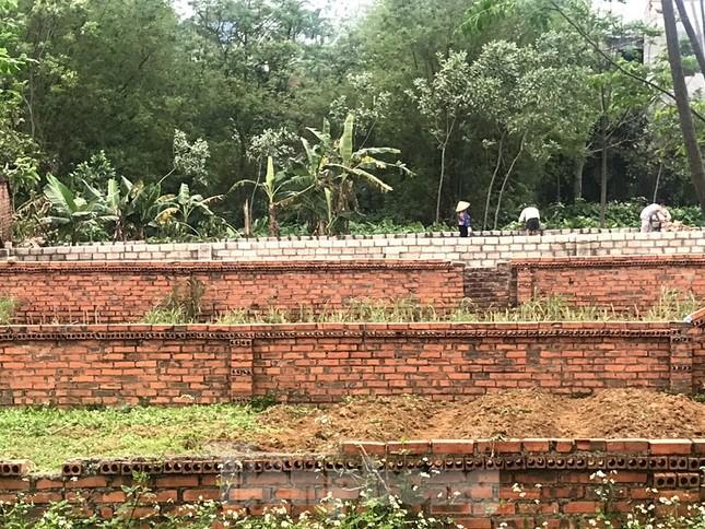 Sau sốt nóng, 'chợ bất động sản' ở Thạch Thất bị chính quyền 'giải tán' ảnh 9