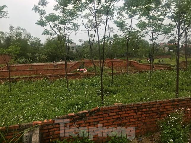 Sau sốt nóng, 'chợ bất động sản' ở Thạch Thất bị chính quyền 'giải tán' ảnh 11