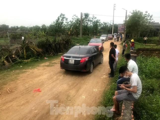 Sau sốt nóng, 'chợ bất động sản' ở Thạch Thất bị chính quyền 'giải tán' ảnh 12