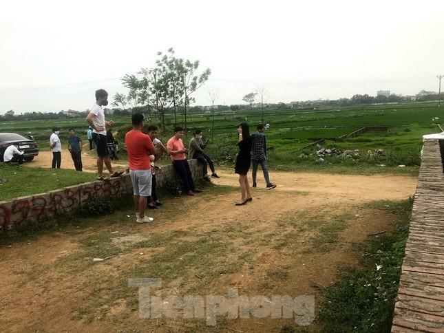 Sau sốt nóng, 'chợ bất động sản' ở Thạch Thất bị chính quyền 'giải tán' ảnh 13