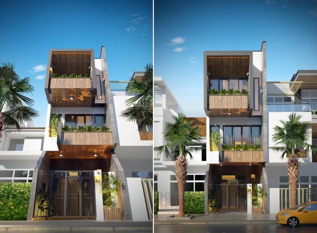 Ngôi nhà ở Hạ Long đẹp hút mắt nhờ thiết kế thông minh ảnh 2