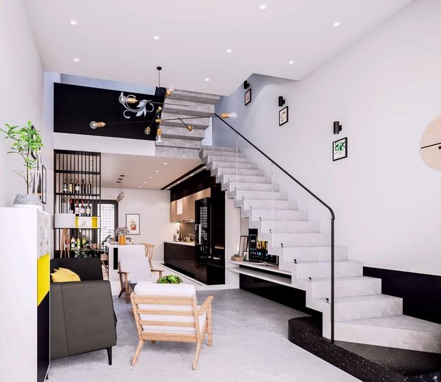Ngôi nhà ở Hạ Long đẹp hút mắt nhờ thiết kế thông minh ảnh 3