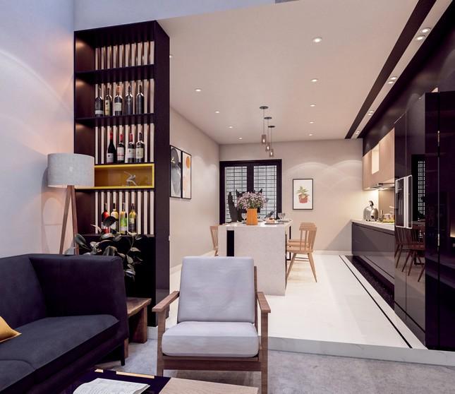 Ngôi nhà ở Hạ Long đẹp hút mắt nhờ thiết kế thông minh ảnh 4