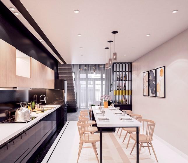 Ngôi nhà ở Hạ Long đẹp hút mắt nhờ thiết kế thông minh ảnh 5