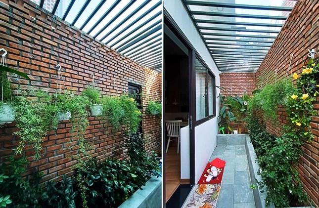 Nhà phố 3 tầng lấy gió và sáng có thiết kế ấn tượng ảnh 8