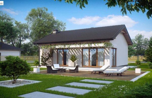 Những mẫu nhà nông thôn năm 2020, nhìn là muốn xây ngay ảnh 7