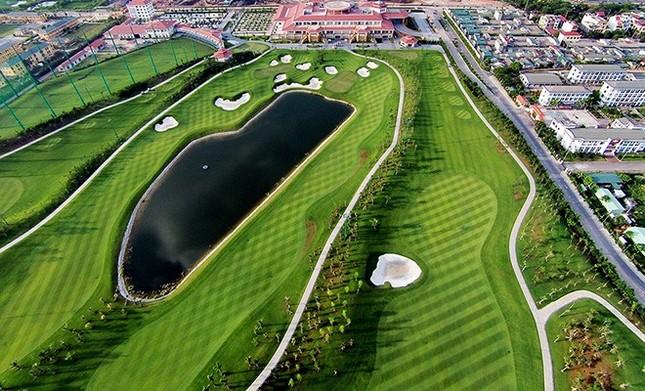 Không được phép xây dựng sân golf trên đất quốc phòng, an ninh ảnh 1