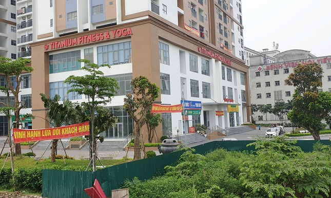 Cận cảnh khu chung cư bị đề nghị thanh tra vì làm 'mất' đường đi ở Hà Nội ảnh 6
