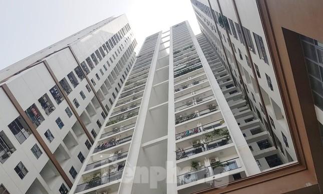 Cận cảnh khu chung cư bị đề nghị thanh tra vì làm 'mất' đường đi ở Hà Nội ảnh 12