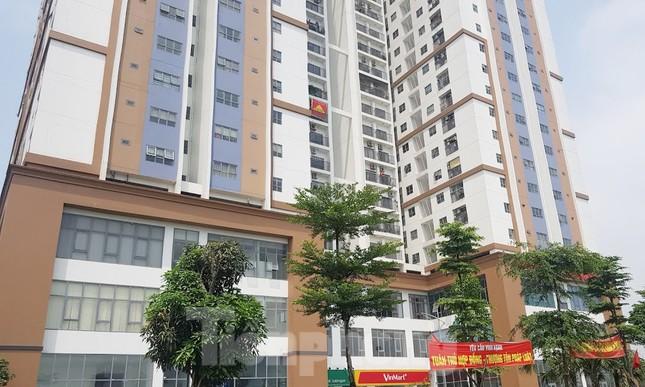 Cận cảnh khu chung cư bị đề nghị thanh tra vì làm 'mất' đường đi ở Hà Nội ảnh 5