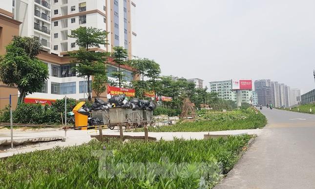 Cận cảnh khu chung cư bị đề nghị thanh tra vì làm 'mất' đường đi ở Hà Nội ảnh 2