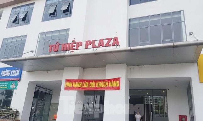Cận cảnh khu chung cư bị đề nghị thanh tra vì làm 'mất' đường đi ở Hà Nội ảnh 7