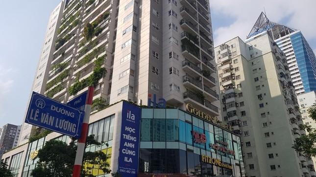 Cận cảnh khu đất công làm bãi xe 'biến hình' thành cao ốc ở Hà Nội ảnh 4