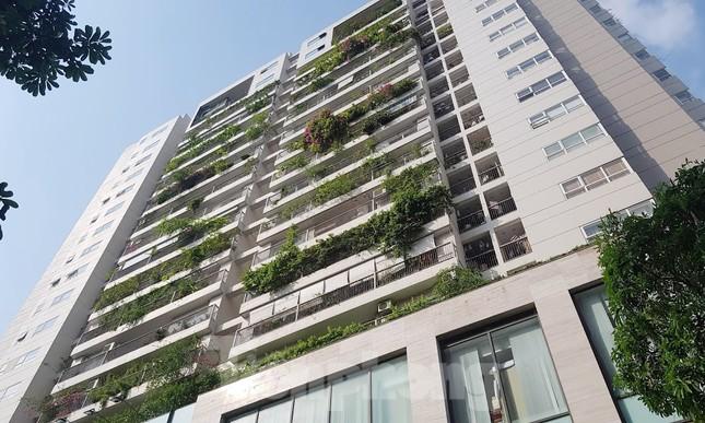 Cận cảnh khu đất công làm bãi xe 'biến hình' thành cao ốc ở Hà Nội ảnh 5