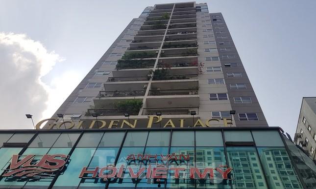 Cận cảnh khu đất công làm bãi xe 'biến hình' thành cao ốc ở Hà Nội ảnh 3