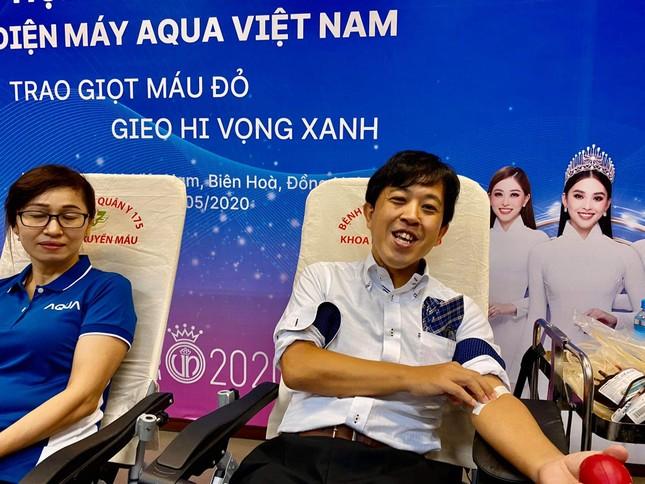 Những người đặc biệt tại ngày hội hiến máu ở Đồng Nai ảnh 18