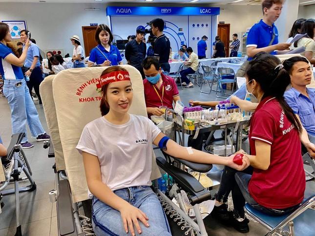 Những người đặc biệt tại ngày hội hiến máu ở Đồng Nai ảnh 10
