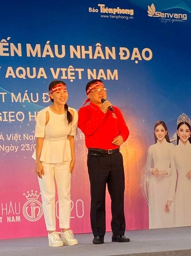 Những người đặc biệt tại ngày hội hiến máu ở Đồng Nai ảnh 8