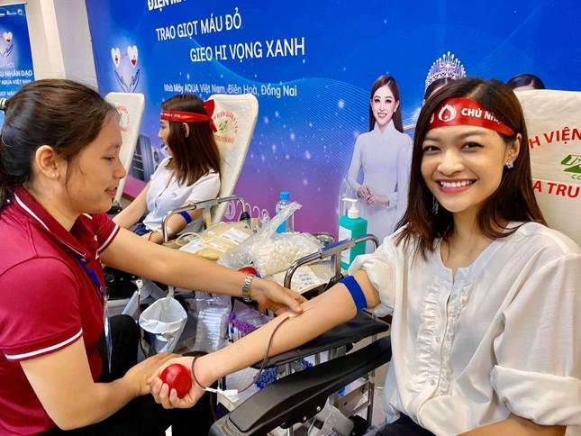 Những người đặc biệt tại ngày hội hiến máu ở Đồng Nai ảnh 14