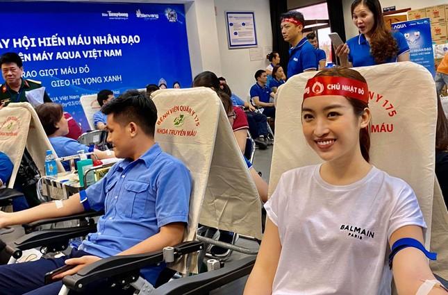 Những người đặc biệt tại ngày hội hiến máu ở Đồng Nai ảnh 9