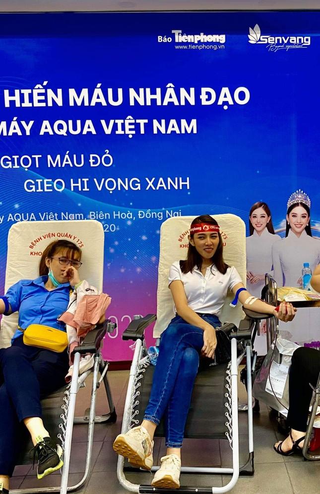 Những người đặc biệt tại ngày hội hiến máu ở Đồng Nai ảnh 15