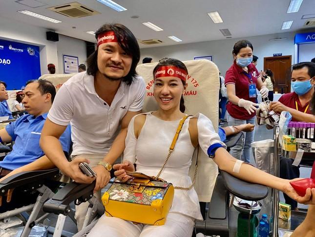 Những người đặc biệt tại ngày hội hiến máu ở Đồng Nai ảnh 12