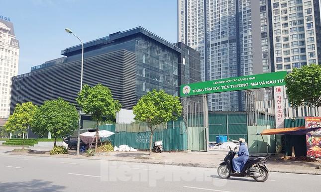Cận cảnh khu 'đất vàng' hơn 8.000 m2 Hà Nội quyết thu hồi ảnh 5