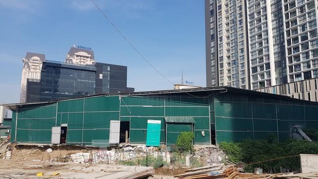 Cận cảnh khu 'đất vàng' hơn 8.000 m2 Hà Nội quyết thu hồi ảnh 15