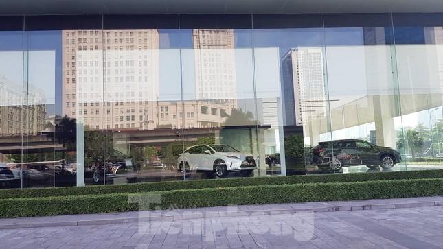 Cận cảnh khu 'đất vàng' hơn 8.000 m2 Hà Nội quyết thu hồi ảnh 4