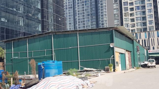 Cận cảnh khu 'đất vàng' hơn 8.000 m2 Hà Nội quyết thu hồi ảnh 8