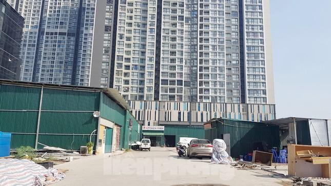 Cận cảnh khu 'đất vàng' hơn 8.000 m2 Hà Nội quyết thu hồi ảnh 7
