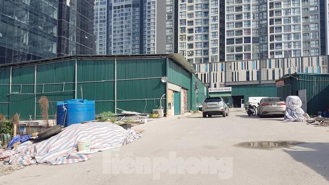 Cận cảnh khu 'đất vàng' hơn 8.000 m2 Hà Nội quyết thu hồi ảnh 10