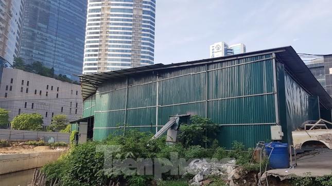 Cận cảnh khu 'đất vàng' hơn 8.000 m2 Hà Nội quyết thu hồi ảnh 13