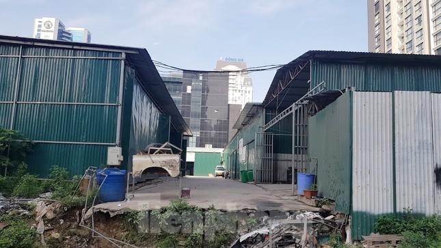 Cận cảnh khu 'đất vàng' hơn 8.000 m2 Hà Nội quyết thu hồi ảnh 11