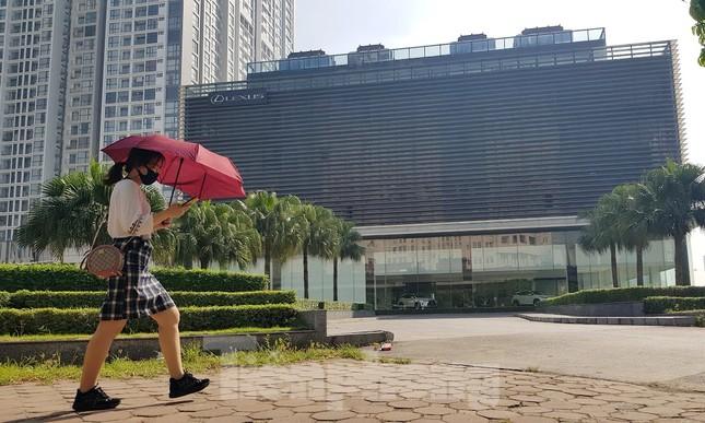 Cận cảnh khu 'đất vàng' hơn 8.000 m2 Hà Nội quyết thu hồi ảnh 2