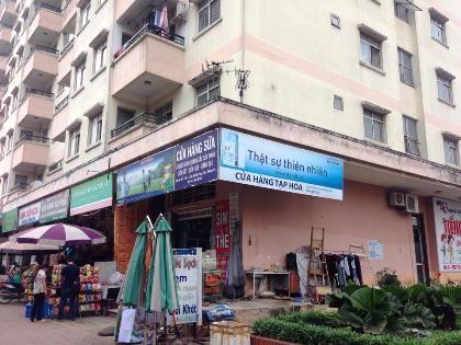 Hà Nội cấm dùng tầng 1 nhà tái định cư để cho thuê và kinh doanh ảnh 1