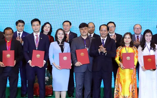 Tập đoàn FLC ký ghi nhớ đầu tư ba dự án trọng điểm tại Hà Nội ảnh 2