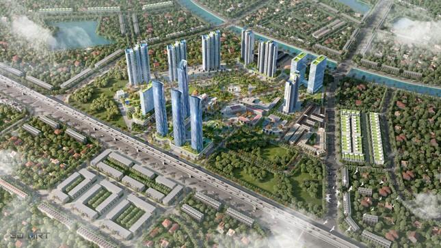 Tập đoàn FLC ký ghi nhớ đầu tư ba dự án trọng điểm tại Hà Nội ảnh 3