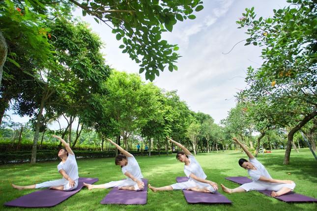 Trải nghiệm Yoga khác biệt tại những khu nghỉ dưỡng hàng đầu Việt Nam ảnh 8