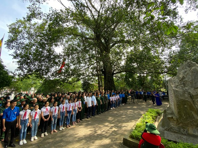Kỷ niệm 70 năm ngày thành lập Đội Thanh niên Xung phong đầu tiên ảnh 14
