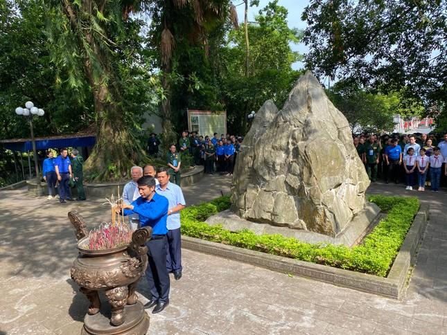 Kỷ niệm 70 năm ngày thành lập Đội Thanh niên Xung phong đầu tiên ảnh 15