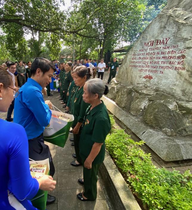 Kỷ niệm 70 năm ngày thành lập Đội Thanh niên Xung phong đầu tiên ảnh 17