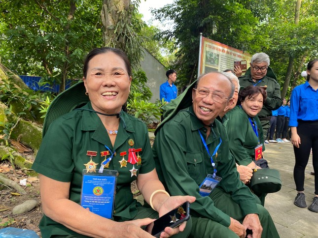 Kỷ niệm 70 năm ngày thành lập Đội Thanh niên Xung phong đầu tiên ảnh 19