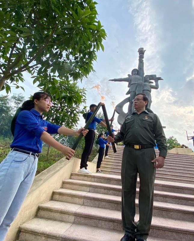 Kỷ niệm 70 năm ngày thành lập Đội Thanh niên Xung phong đầu tiên ảnh 7