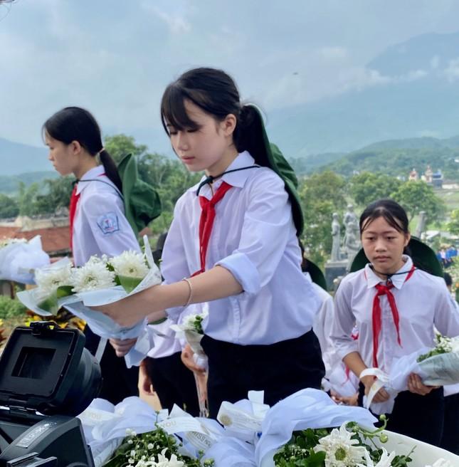 Kỷ niệm 70 năm ngày thành lập Đội Thanh niên Xung phong đầu tiên ảnh 10