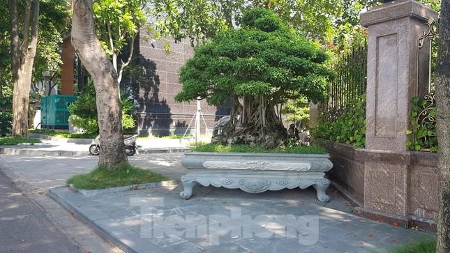 Cận cảnh biệt thự đô thị mẫu Hà Nội 'đua nhau' thay cây xanh, lát vỉa hè sai quy hoạch ảnh 27