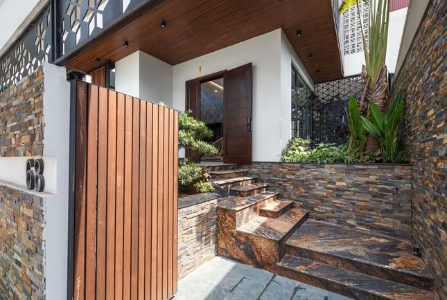 Mê mẩn ngôi nhà có bể bơi dưới tầng hầm tại Hà Nội ảnh 3