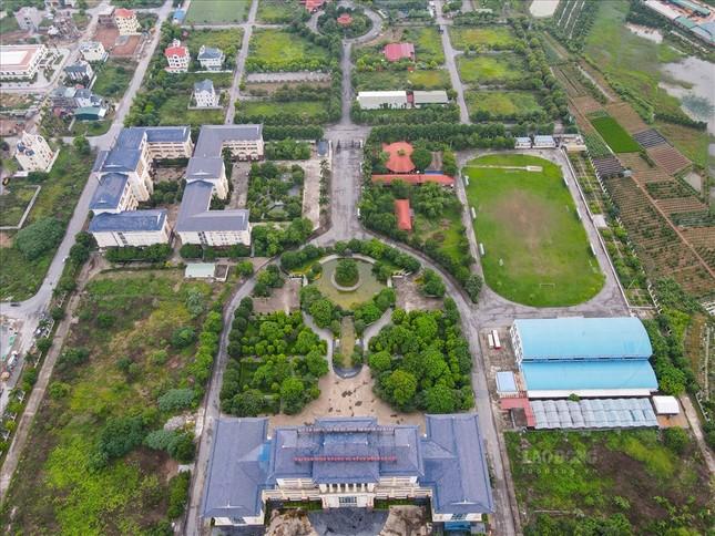 Thanh tra việc xây biệt thự 'khủng' trên đất giáo dục ở Bắc Ninh ảnh 1