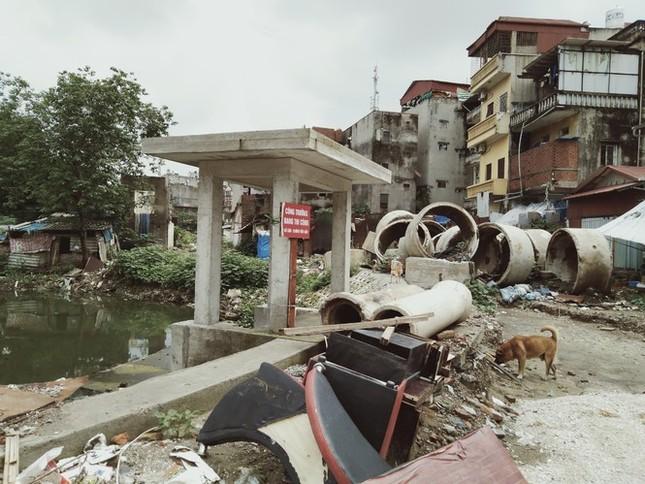Yêu cầu Sở xây dựng Hà Nội rút kinh nghiệm vụ cải tạo hồ 16 năm chưa xong ảnh 3